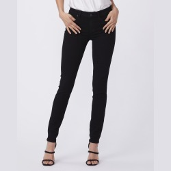 PAIGE Women's Verdugo Ultra Skinny Jeans - Black Shadow   Size 31 found on Bargain Bro from Paige for USD $136.04