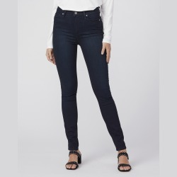 PAIGE Women's Margot Ultra Skinny Jeans - Tonal Mona | Blue | Size 23 found on Bargain Bro India from Paige for $169.00