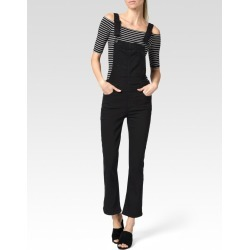 PAIGE Women's Colette Overall - Raven Black | Size 23 found on Bargain Bro India from Paige for $279.00