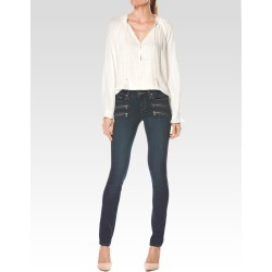 PAIGE Women's Jordana Blouse Top - White | Size Small | Long Sleeves found on Bargain Bro India from Paige for $178.00