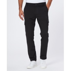 PAIGE Men's Cruz Cargo Trouser - Black Straight Jeans | Size 31 found on Bargain Bro India from Paige for $209.00