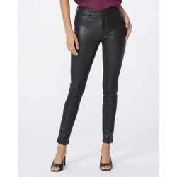 PAIGE Women's Hoxton Pant - Black Stretch Leather | Size 24 found on Bargain Bro India from Paige for $975.00
