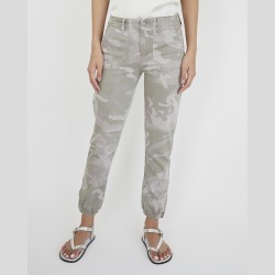 PAIGE Women's Mayslie Jogger - Camo Print Jeans | Size 27 found on Bargain Bro India from Paige for $219.00