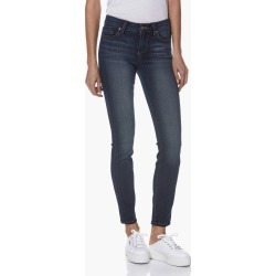 PAIGE Women's Verdugo Ankle - Nottingham Ultra Skinny Jeans | Blue | Size 26 found on Bargain Bro India from Paige for $179.00