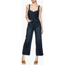 PAIGE Women's Emma Jumpsuit - Sweeney | Blue | Size Medium found on Bargain Bro India from Paige for $219.00