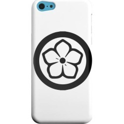 Apple Geeks Designer Line (gdl) Iphone 5c Matte Hard Back Cover - Kikyo Kamon V.4