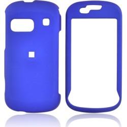 Samsung Craft R900 Rubberized Hard Case - Blue