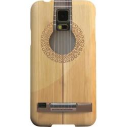Samsung Geeks Designer Line (gdl) Galaxy S5 Matte Hard Back Cover - Acoustic Guitar