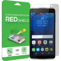 Alcatel Idol 4 Screen Protector, [tempered Glass] Ultimate Tempered Glass Impact-resistant Protective Screen Protector