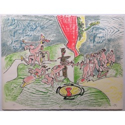 Roberto Matta, Or dur or aison, 1971 found on Bargain Bro India from 1stDibs for $5000.00