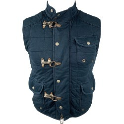Polo By Ralph Lauren Size S Navy Quilted Cotton Nautical Vest found on Bargain Bro Philippines from 1stDibs for $202.00
