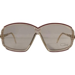 Cazal Vintage Unisex Eyeglasses Mod 153 Col 168 59mm West Germany found on MODAPINS from 1stDibs for USD $484.30