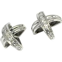 Diamond Stud Earrings 14k Gold