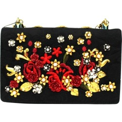 Dolce & Gabbana Black Leather Girls Bag found on Bargain Bro India from 1stDibs for $1862.32