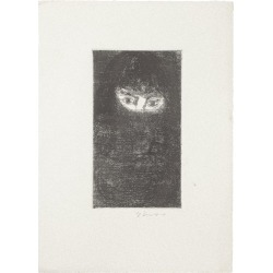 Gian Paolo Berto, The Eyes - Original Etching by Gian Paolo Berto - 1970s, 1970s found on Bargain Bro Philippines from 1stDibs for $289.01