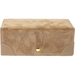 Ralph Lauren Beige Suede Brooke Travel Jewellery Box found on Bargain Bro India from 1stDibs for $561.00
