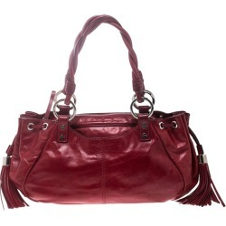 Givenchy Red Leather Drawstring Shoulder Bag found on Bargain Bro India from 1stDibs for $601.00