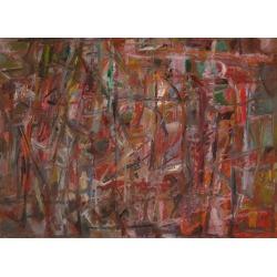 David Lan Bar, David Lan Bar - Composition - 1956, 1956