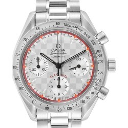 Omega Speedmaster Schumacher Racing Limited Edition Watch 3517.30.00 found on MODAPINS from 1stDibs for USD $3889.00