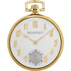 Patek Philippe Pocket Watch Pocket Watch 18 Karat Manual Watch found on MODAPINS from 1stDibs for USD $6500.00