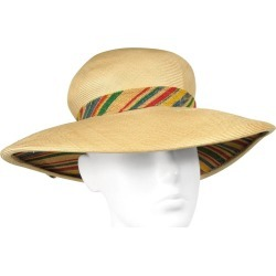 1960s Givenchy Straw Wide Brim Hat Vintage Bonwitt Teller found on Bargain Bro from 1stDibs for USD $494.00