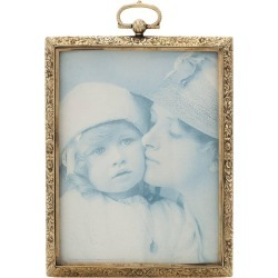 Gold Photo Frame Etched 14k Large Format found on Bargain Bro Philippines from 1stDibs for $6000.00