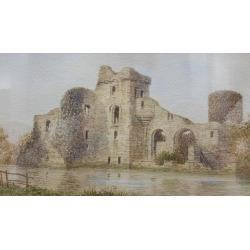 James Lawson Stewart, Brougham Castle, Circa: 1890