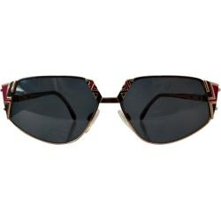 Cazal 1990s Geometric Cateye Sunglasses found on MODAPINS from 1stDibs for USD $175.00