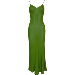 F/w 1999 John Galliano Sheer Green Silk Maxi Slip Dress found on MODAPINS from 1stDibs for USD $9200.00