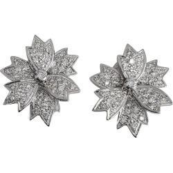 Diamond Freeform Flower Earring found on Bargain Bro India from 1stDibs for $7455.00
