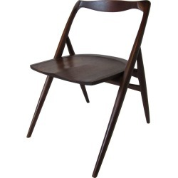 George Suyeoka Studio Chair Prototype In The Style Of George Nakashima found on Bargain Bro Philippines from 1stDibs for $1275.00
