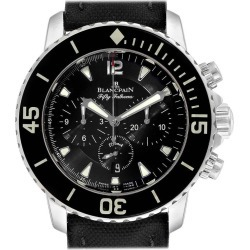 Blancpain Fifty Fathoms Flyback Chronograph Men's Watch 5085f found on MODAPINS from 1stDibs for USD $13167.00