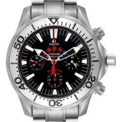 Omega Seamaster Regatta Racing Titanium Men's Watch 2269.52.00 found on MODAPINS from 1stDibs for USD $3993.00