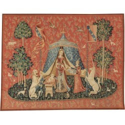 15th Century Tapestry Recreation,