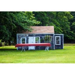 Gerard Giliberti, Boat House : Springs, East Hampton