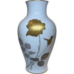 Noritake Okura Porcelain Flower Vase found on Bargain Bro Philippines from 1stDibs for $380.00
