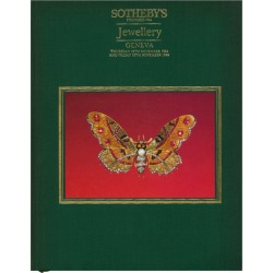 6 Sotheby's Jewellery Sale Catalogues Dating From 1980s found on Bargain Bro Philippines from 1stDibs for $375.00