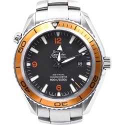 Omega Planet Ocean Stainless Steel Watch found on MODAPINS from 1stDibs for USD $3750.00