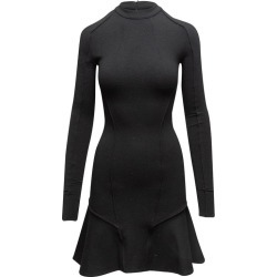 Balenciaga Black 2003 Wool Fitted Dress found on Bargain Bro Philippines from 1stDibs for $295.00