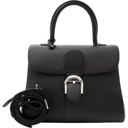 Brand New Delvaux Black Brillant Mm Phw + Strap found on MODAPINS from 1stDibs for USD $6525.37
