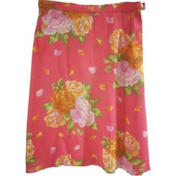 Kenzo Pink Skirt found on MODAPINS from 1stDibs for USD $247.12