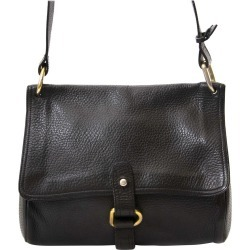 Delvaux Black Fichu Crossbody Bag found on MODAPINS from 1stDibs for USD $591.55