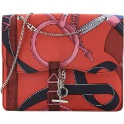 Hermes Catenina Bag Printed Silk Small
