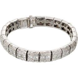 Michael Bondanza Aria 5.35 Carat Diamond Platinum Bracelet found on Bargain Bro Philippines from 1stDibs for $18150.00