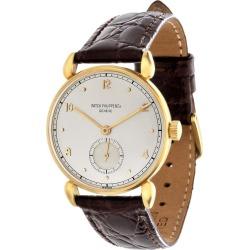 Patek Philippe 590j Calatrava Watch found on MODAPINS from 1stDibs for USD $14500.00