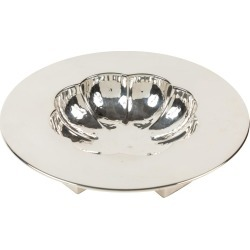 Silver-plated Scalloped Nut Dish By Michael Graves For Swid Powell found on Bargain Bro Philippines from 1stDibs for $1100.00