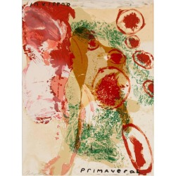 Julian Schnabel, Invierno Primaveral (Sexual Spring-like Winter), 1995 found on Bargain Bro Philippines from 1stDibs for $8500.00
