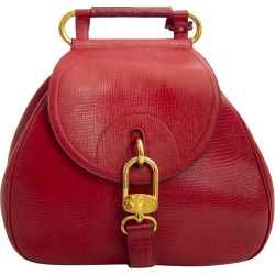 Delvaux Cerceau Red Crossbody Bag found on MODAPINS from 1stDibs for USD $1091.63