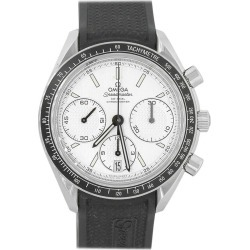 Omega O326324 Speedmaster Chronograph White Dial Watch found on MODAPINS from 1stDibs for USD $5995.00