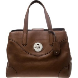 Ralph Lauren Brown Leather Ricky Tote found on Bargain Bro India from 1stDibs for $1725.00
